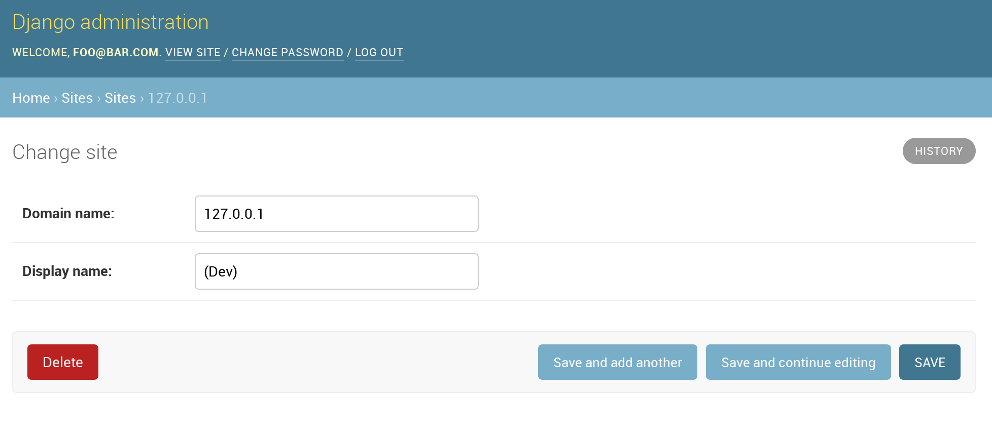 Using lab enough community as an OAuth2 provider for the API